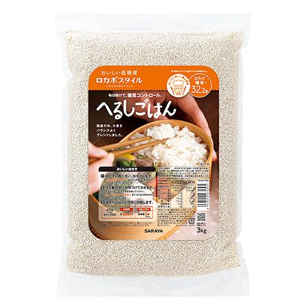 低GIへるしごはん 生米 3kg